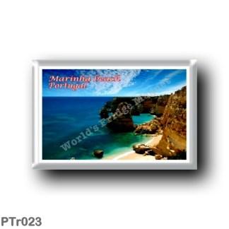 PTr023 Europe - Portugal - Marinha Beach