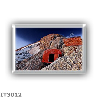 IT3012 Europe - Italy - Dolomites - Group Antelao - alpine hut Bivacco Piero Cosi - locality Le Aste d Antelao - seats 9 - altit