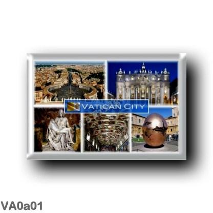 VA0a01 Europe - Vatican City - Saint Peter's Square - Saint Peter Basilica - Michelangelo s Pieta - The interior of the Sistine