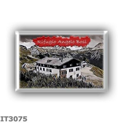 IT3075 Europe - Italy - Dolomites - Group Dolomiti di Sesto - alpine hut Maggiore Angelo Bosi - locality Monte Piana - seats 15