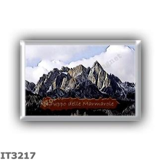 IT3217 Europe - Italy - Dolomites - Marmarole group