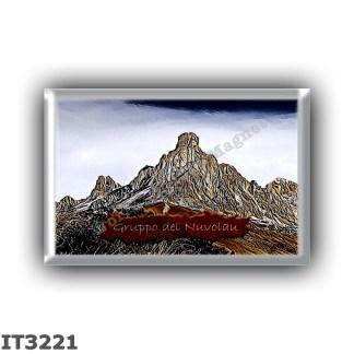IT3221 Europe - Italy - Dolomites - Nuvolau group