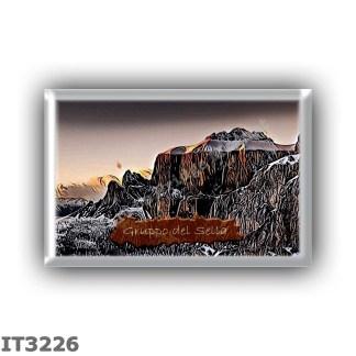 IT3226 Europe - Italy - Dolomites - Sella group