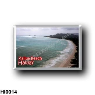HI0014 Oceania - Haway - Hoahu Kailua Beach