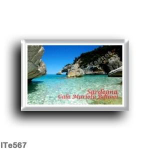 ITe567 Europa - Italia - Sardegna - Cala Mariolu Baunei
