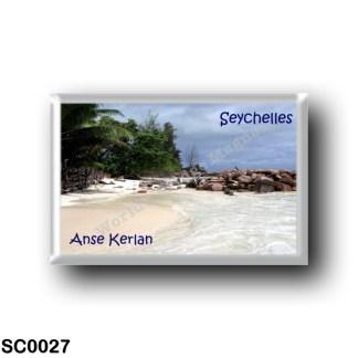 SC0027 Africa - Seychelles - Island of Praslin - Anse Kerlan