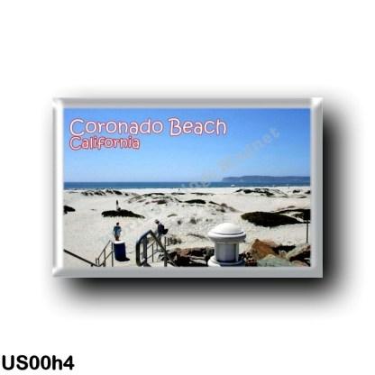 US00h4 America - United States - California - Coronado Beach