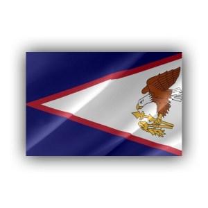 American Samoa - flag
