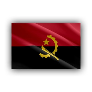 Angola - flag