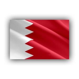 Bahrain - flag