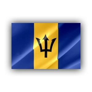 Barbados - flag
