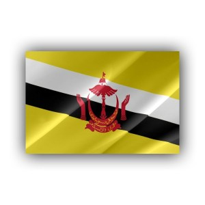 Brunei - flag