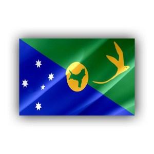 Christmas Island - flag