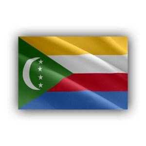 Comoros - flag