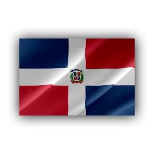 Dominican Republic - flag