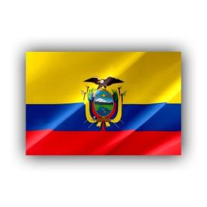 Ecuador - flag
