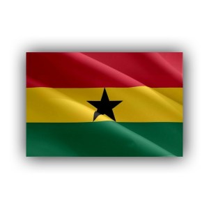Ghana - flag