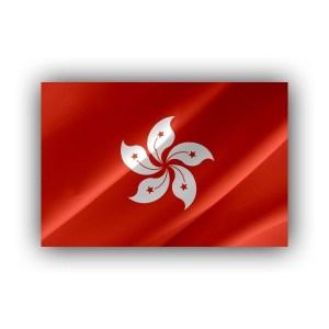 Hong Kong - flag