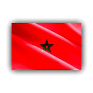 Morocco - flag