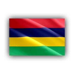 Mauritius - flag