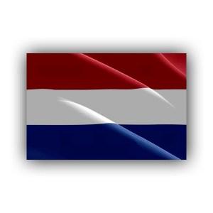 Netherlands Oland - flag