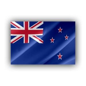 New Zealand - flag
