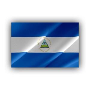 Nicaragua - flag