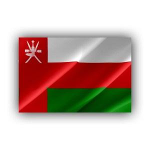 Oman - flag