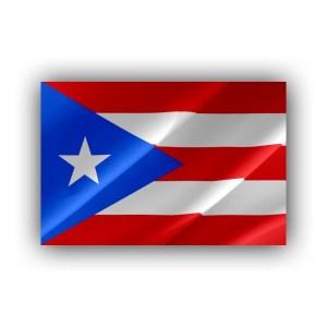 Puerto Rico - flag