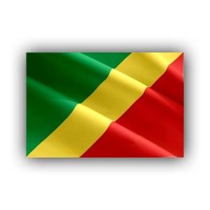 Republic of the Congo - flag