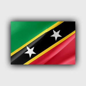 Saint Kitts and Nevis - flag