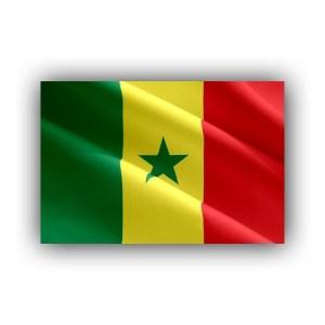 Senegal - flag