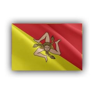 Sicily - flag