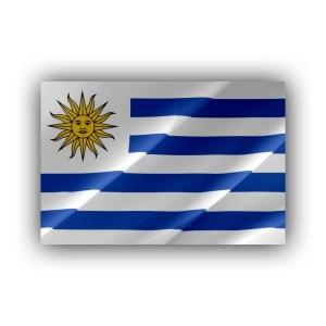 Uruguay - flag