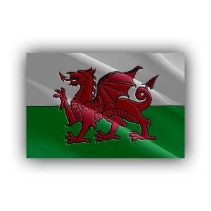 Wales - flag