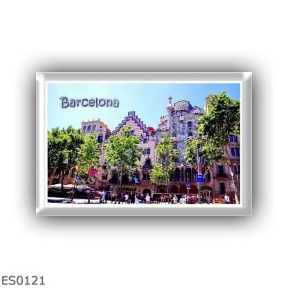 ES0121Europe - Spain - Barcelona - La Illa de la Discòrdia