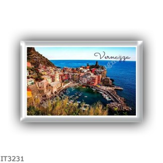 IT3231 Europe - Italy - Liguria - Vernazza