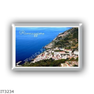 IT3234 Europe - Italy - Liguria - Riomaggiore