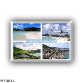 MF0011 America - Saint Martin - Pinel Island - Philisburg Beach - Cactus Place - Marigot