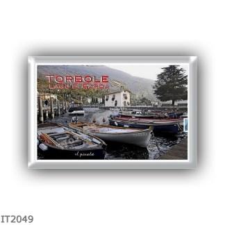 IT2049 Europe - Italy - Trentino Alto Adige Sudtirol Südtirol - Lake Garda - Torbole