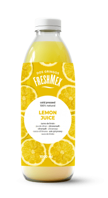 Juice Lemon 1L