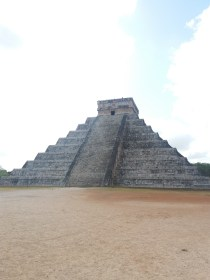 Chichen Itza is considered to be one the Seven Wonders of the New World.
