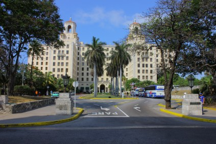El Hotel Nacional De Cuba