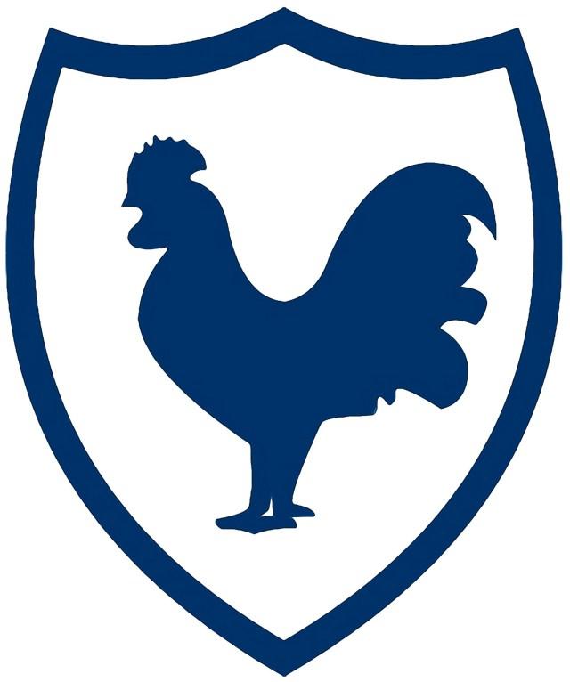 Historical Crests Tottenham Hotspur Fc Worldsoccerpins Com