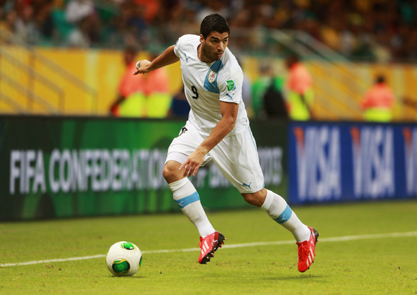 Suarez Key Uruguay: World Cup 2014 Team Preview