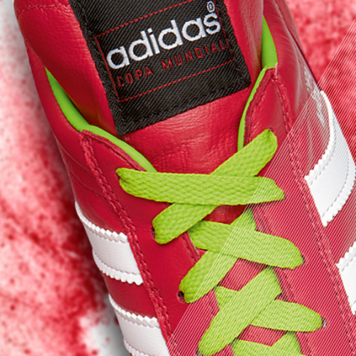 Samba Copa Mundial detail red adidas Release Limited Edition Copa Mundial Soccer Cleats [PHOTOS]