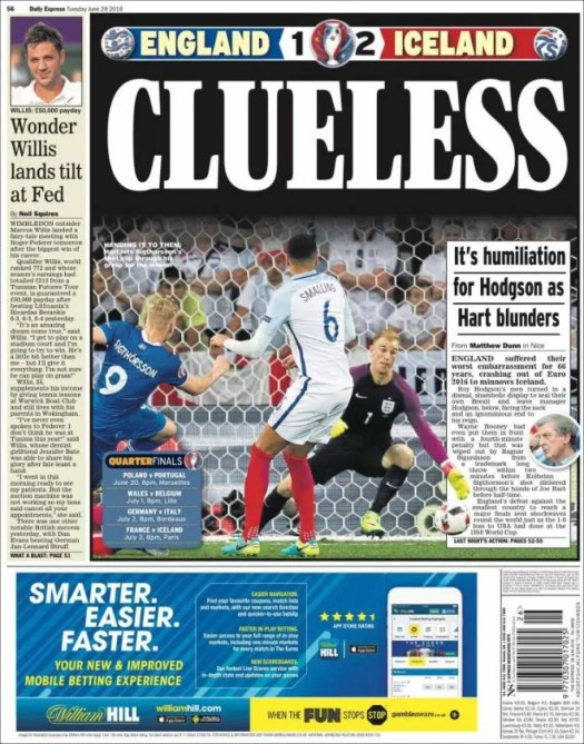 england-iceland-daily-express-back-cover