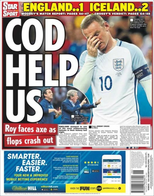 england-iceland-daily-star-back-cover