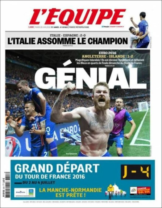 england-iceland-lequipe-front-cover