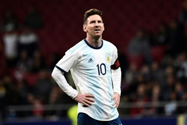 Messi to miss Morocco friendly after injury on international return - World Soccer Talk